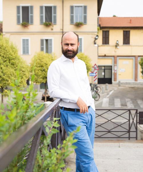 Giacomo Biraghi fondatore di Secolourbano